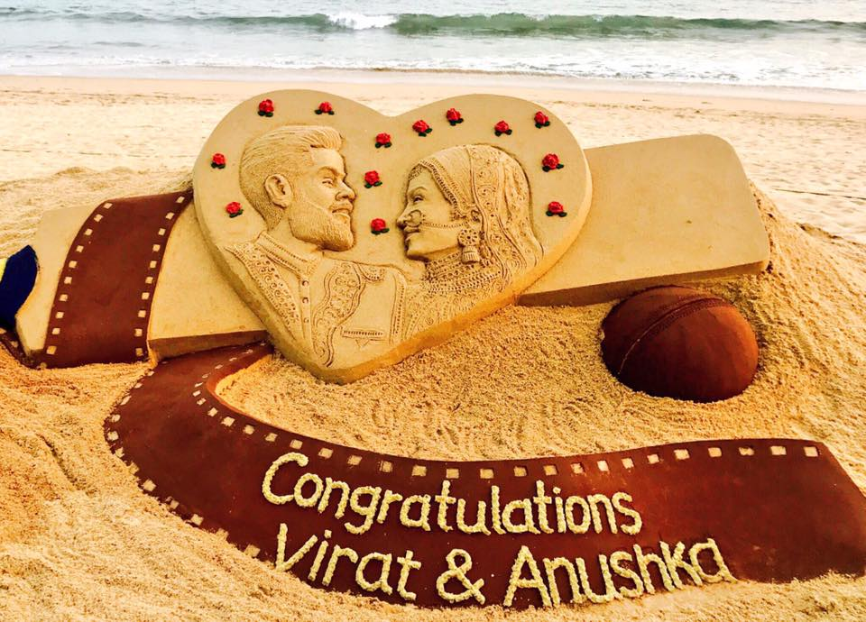 Anushka Sharma And Virat Kohli's Reception Invite Will Inspire Many - See Pic