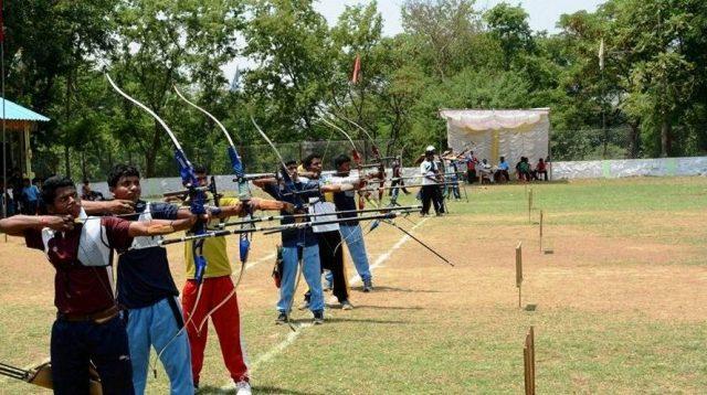 Tribal sports meet