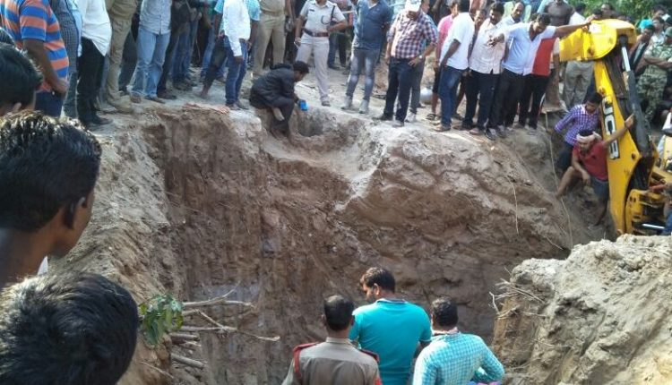 4-year-old girl 'Radha' rescued alive from Borewell