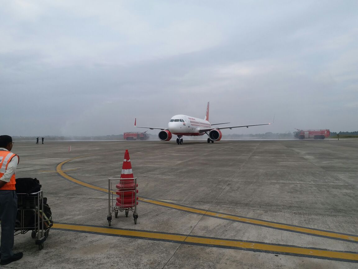 Air India's Bhubaneswar-Bangkok direct flight flagged off