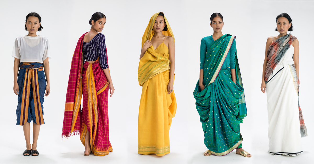 Know The Offbeat Saree Draping Styles Of Odisha