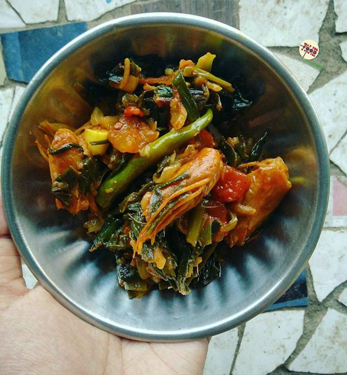 Chingudi munda chutney