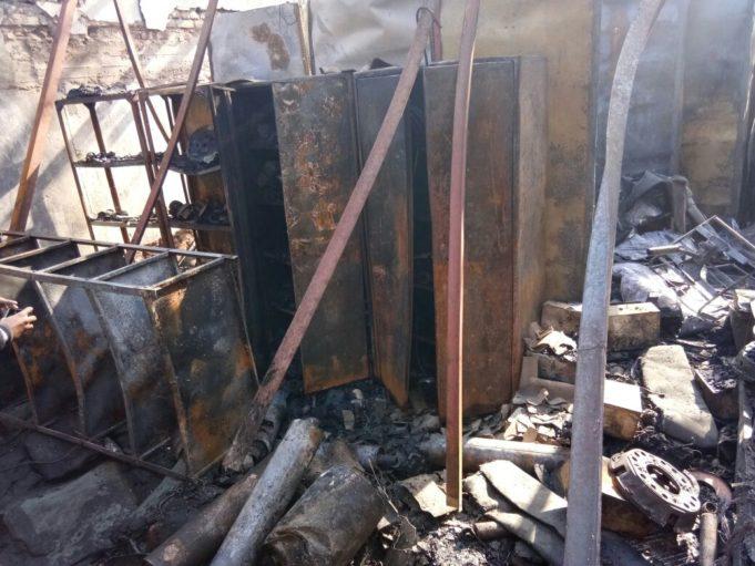 In Pics: Fire mishap at CRPF camp in Odisha; articles ...