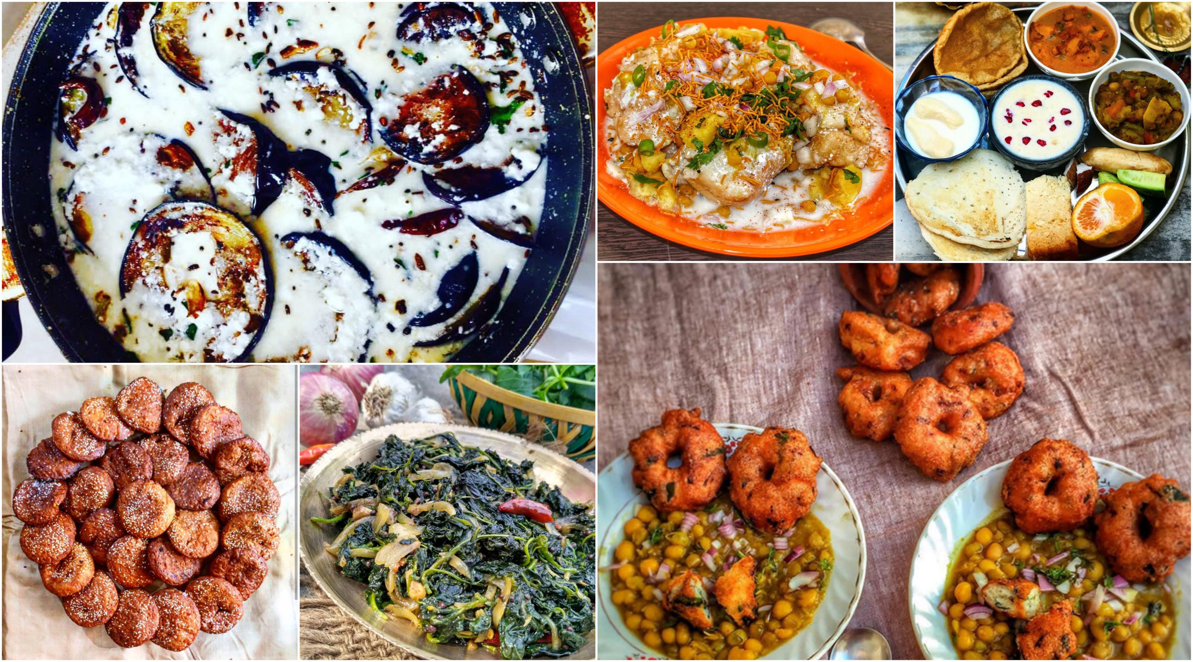 Food bloggers on Instagram