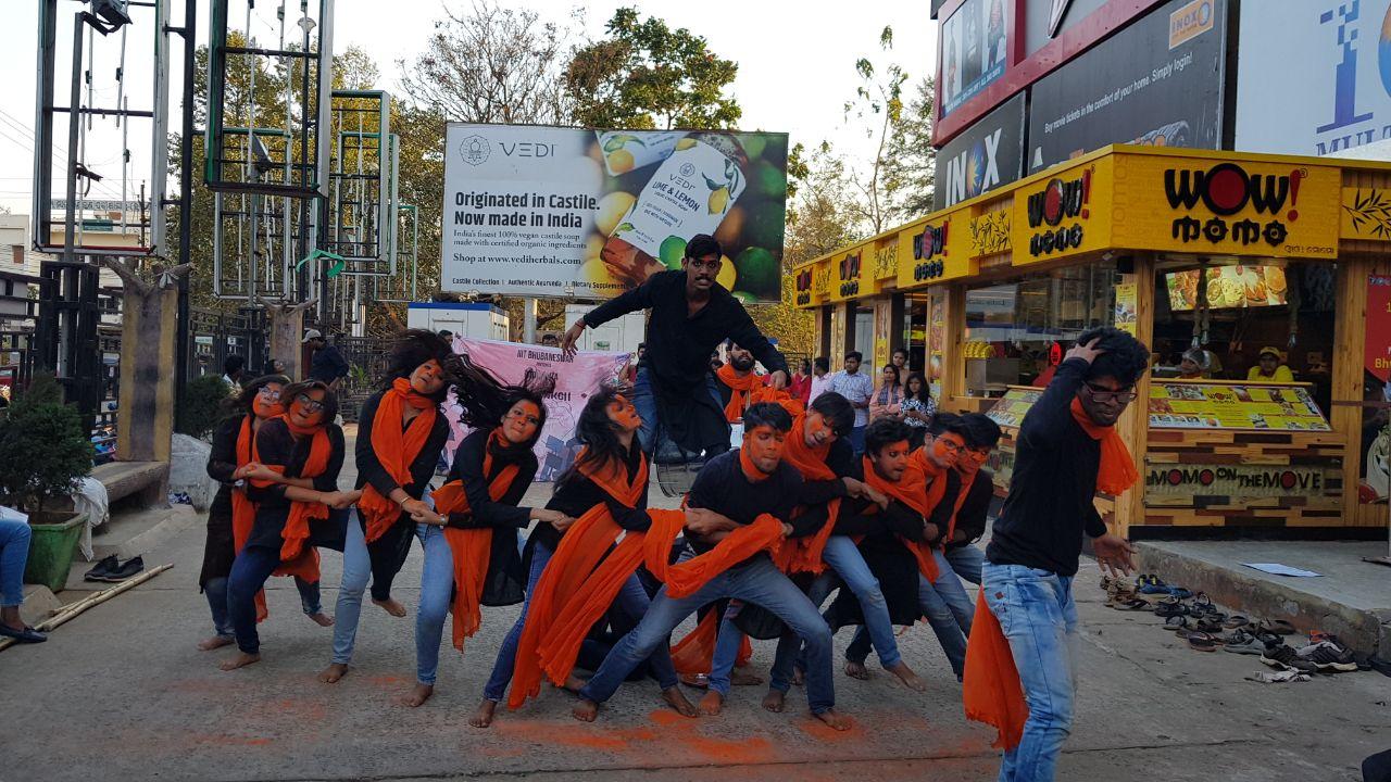 IIIT Bhubaneswar Nukkad _ Cancer Awareness (4)