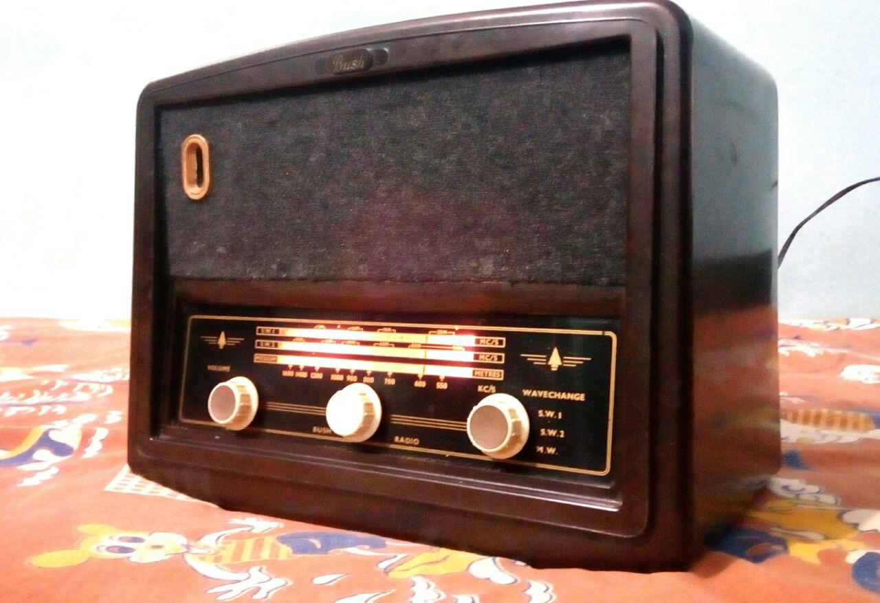 Meet the Odisha carpenter who carves vintage radio sets. By