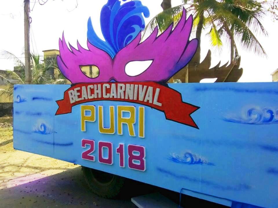 Puri Beach Carnival