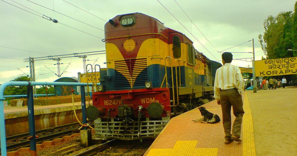 Rourkela-Koraput Express