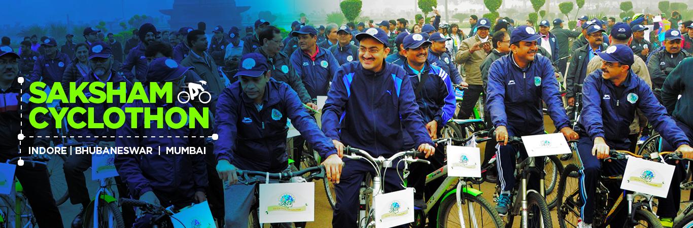 Saksham Cyclothon
