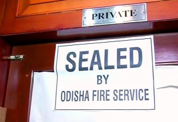 hotel sealed