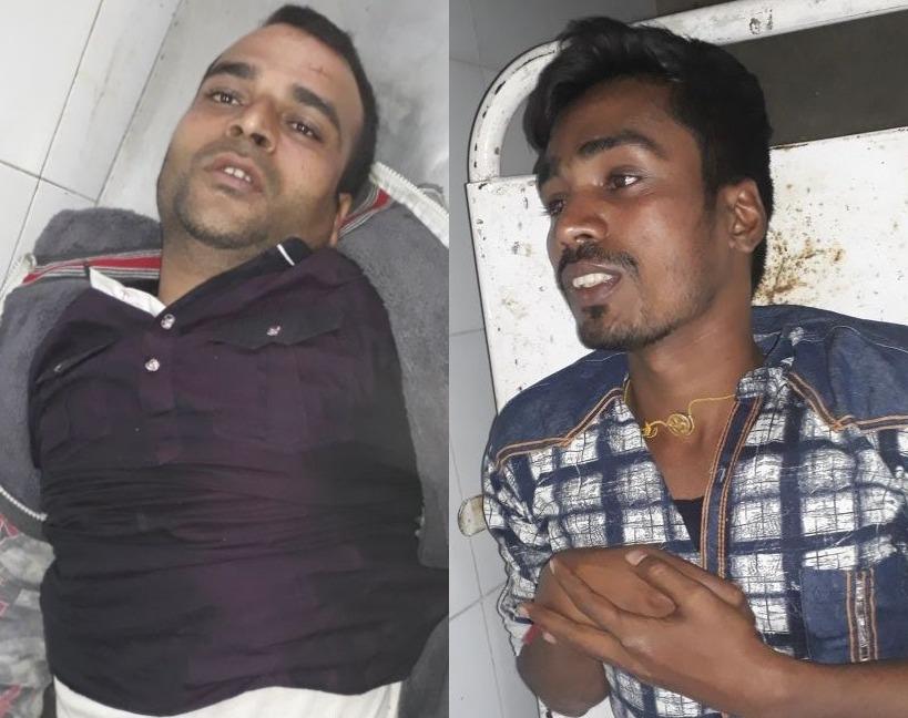 injured criminals