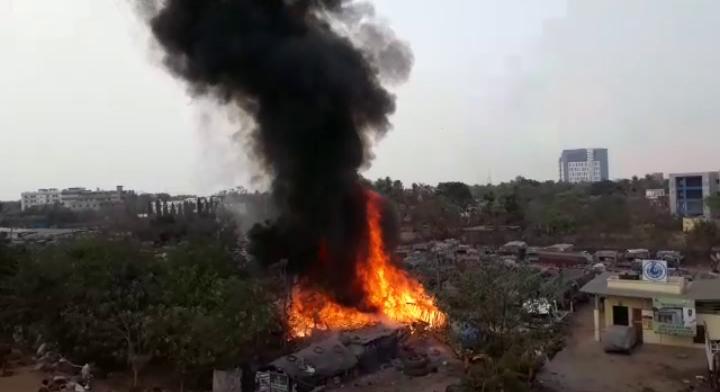 rasulgarh-fire