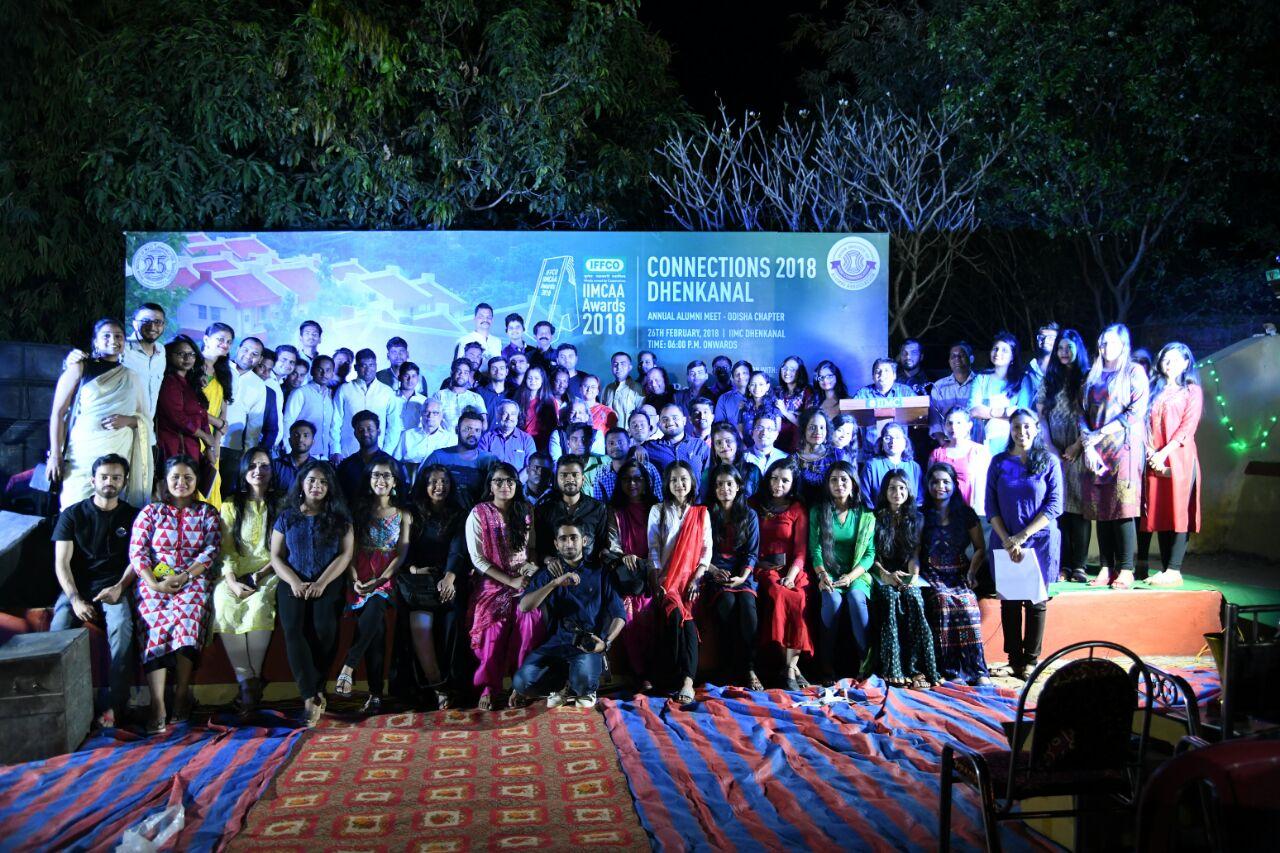 IIMC Alumni Meet – Dhenkanal 2018