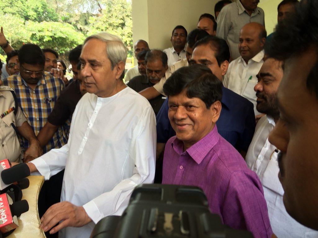 SRP joins BJD