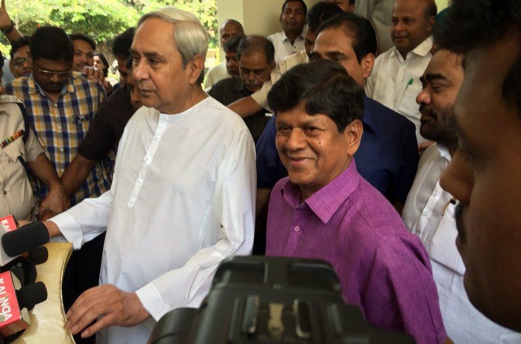 SRP joins BJD v