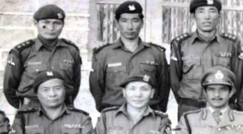 Tibetan Khampas 3