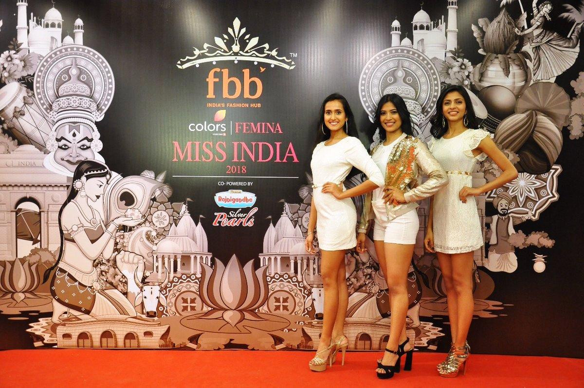 femina Miss Odisha 11