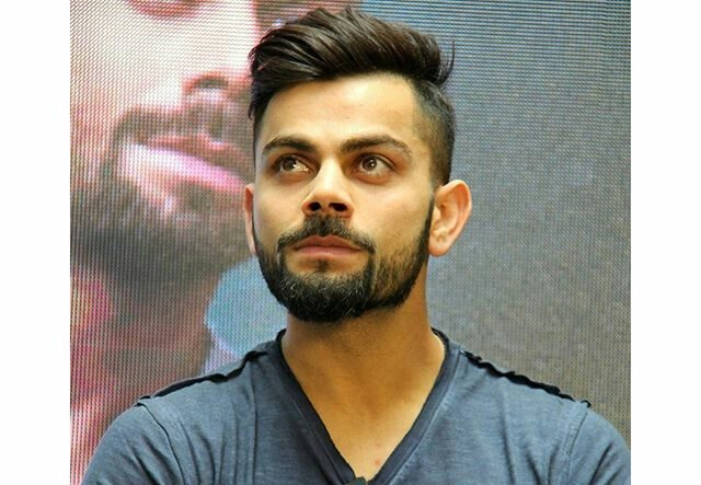 091b4f95a22ba New Delhi  India skipper Virat Kohli is the only cricketer among the  world s highest paid athletes