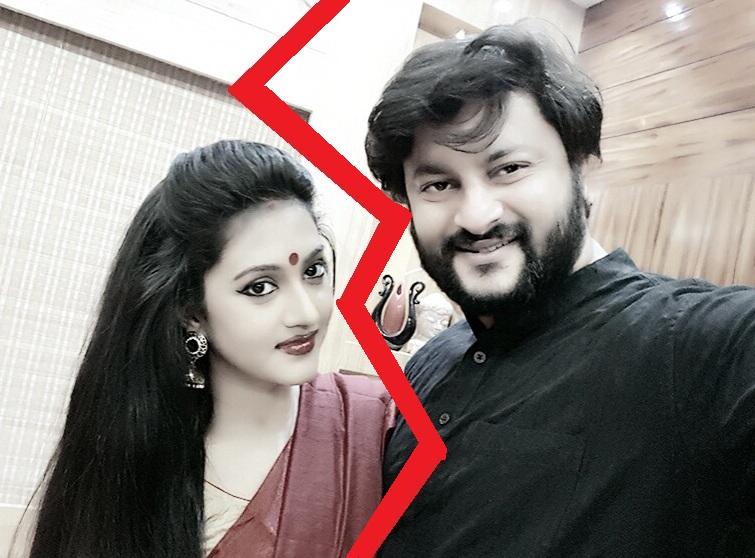 Ollywood power couple Anubhav-Varsha