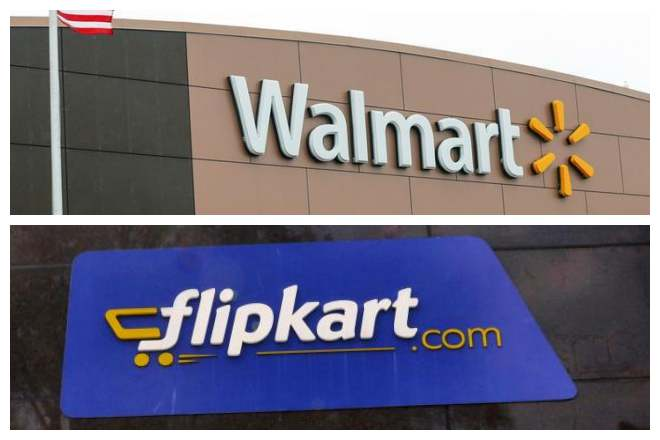 Walmart buys 77% equity stake in Flipkart for $16 bn