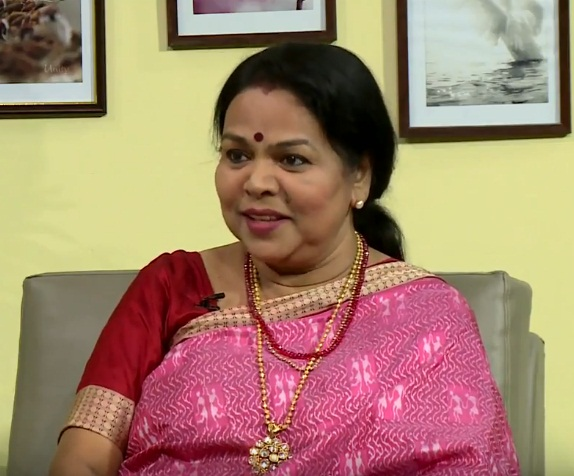 Anita Das: The best mother