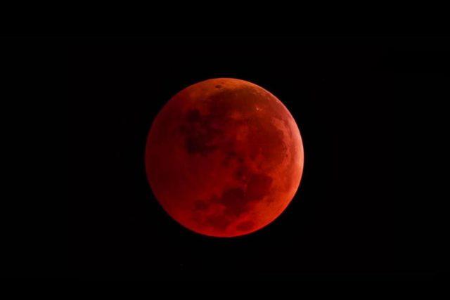 blood moon tonight washington - photo #16