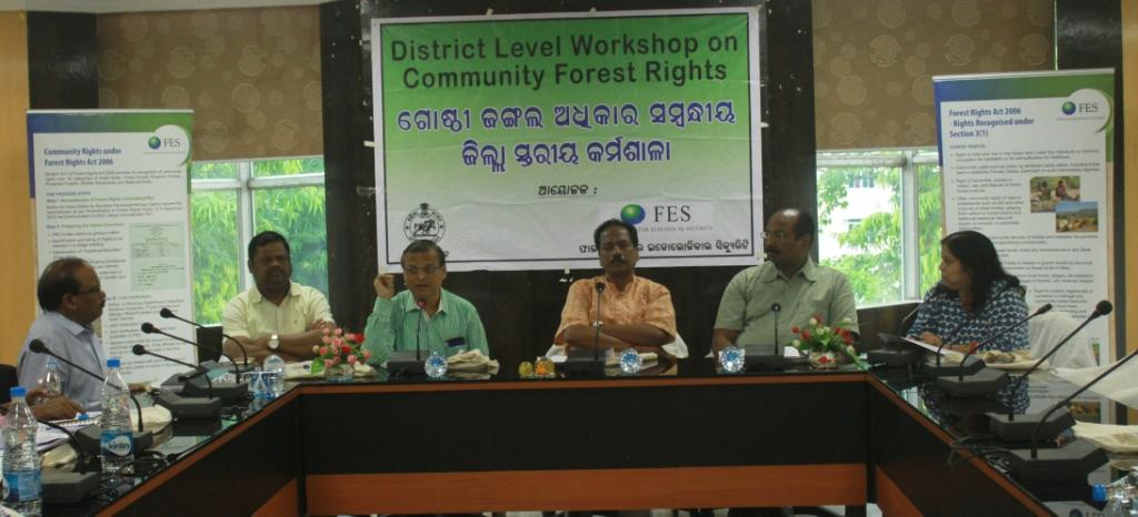 Community Forest Rights