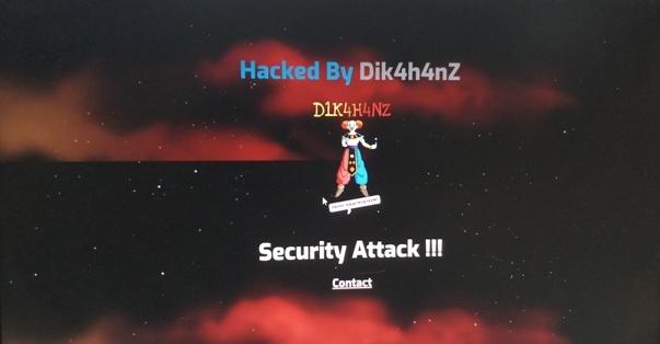 college-website-hack