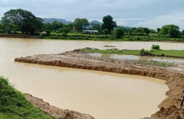 raghunath-pond