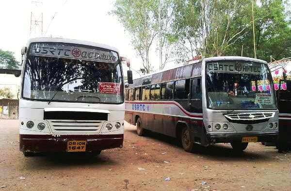 OSRTC bus