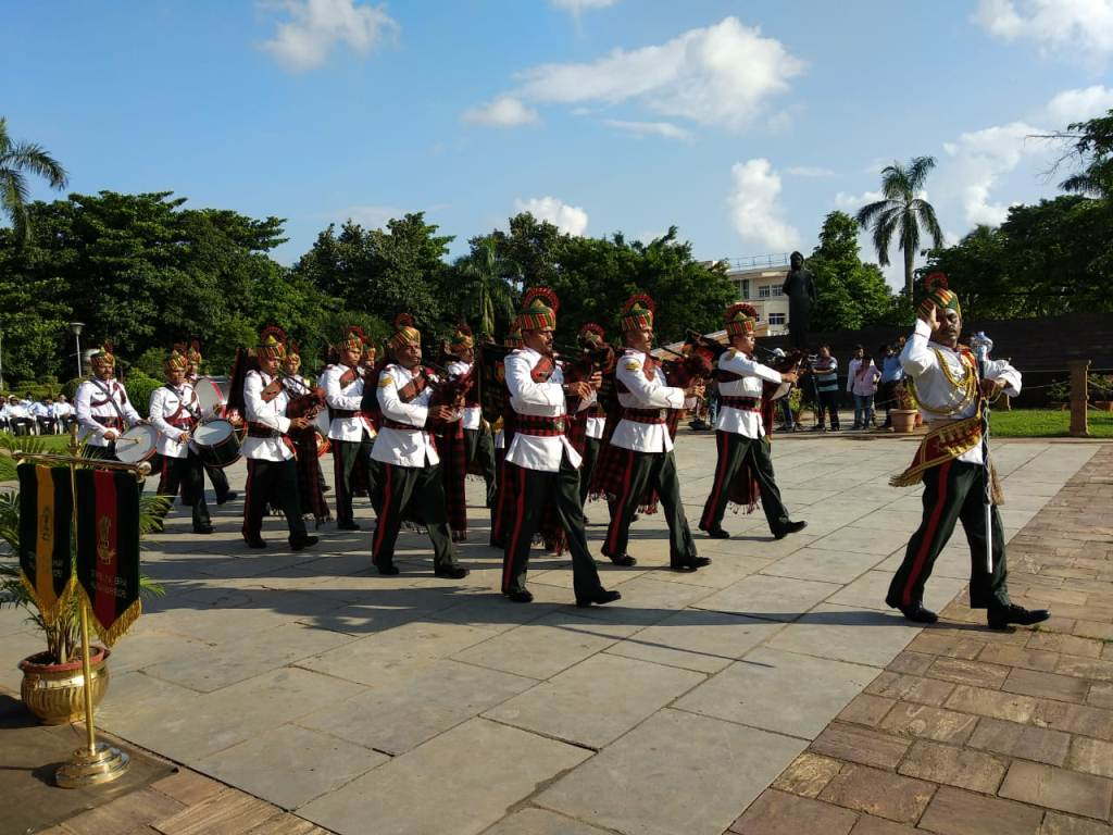 Army Band live performance at IG Park (2)