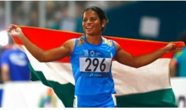 Dutee Chand-Silver