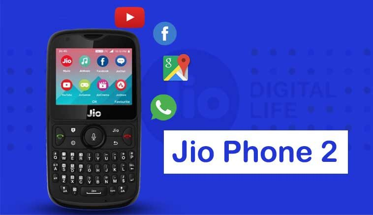 Jio-Phone-2-with-Whatsapp-Facebook-Google-Maps-Youtube-758×437