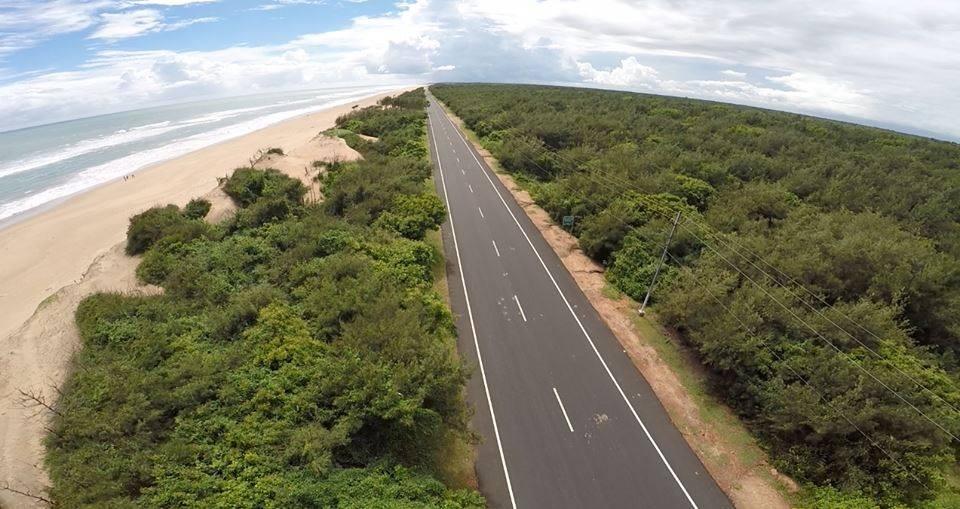 coastal highway odisha