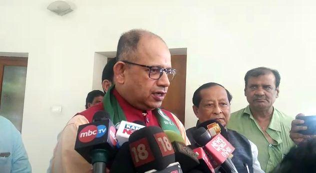 former AG joins BJD