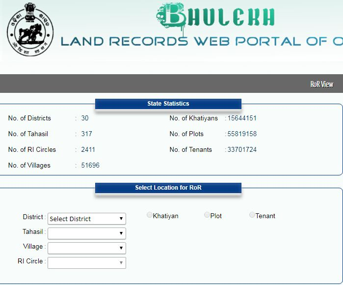 land-record
