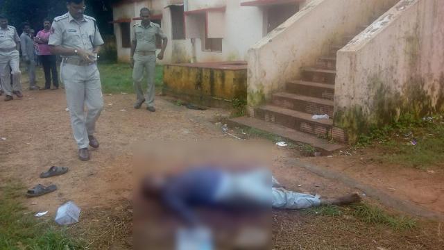 man found dead odisha capital