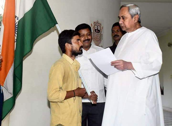 muktikant meets CM