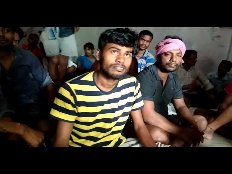 odisha labourers kerala flood