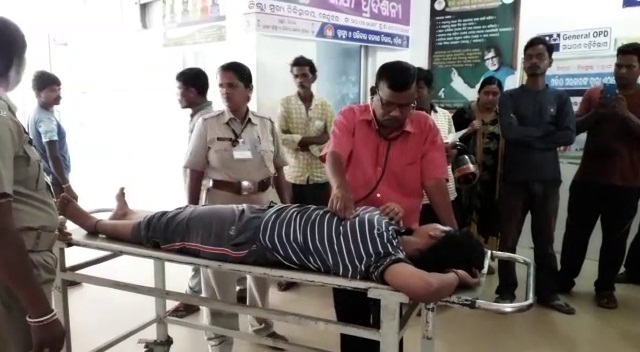 police recruitment casualty
