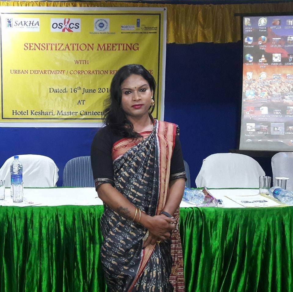 Aishwarya Ruruparna Pradhan