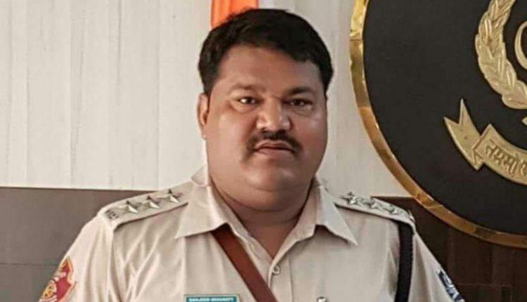 Jatni IIC Sanjeev Mohanty