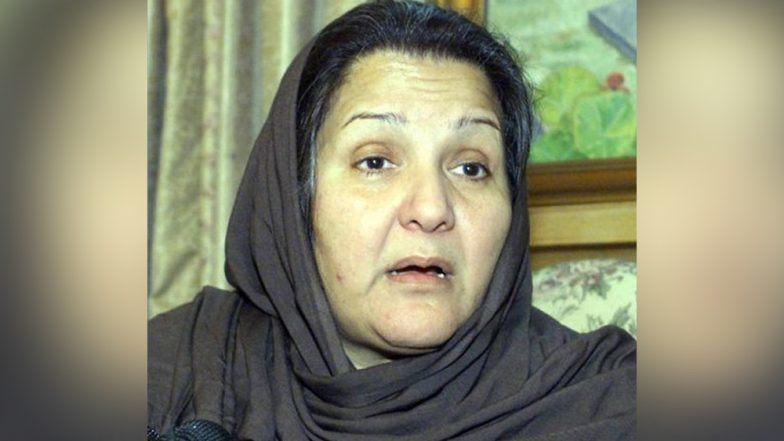 Nawaz Sharif's wife