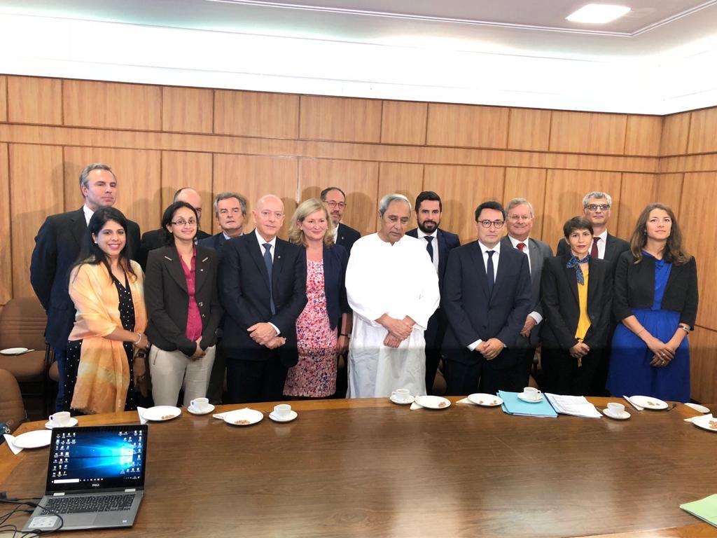 french-delegation