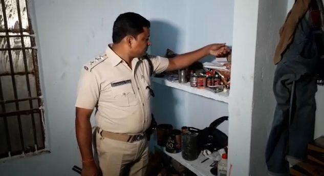gutkha unit busted