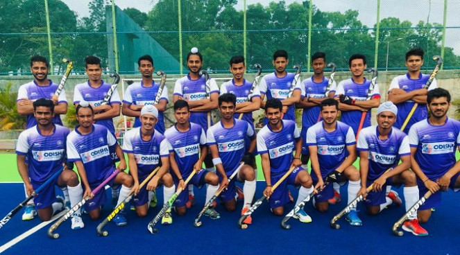 Three From Odisha In Indian Junior Men S Hockey Team For Sultan Of