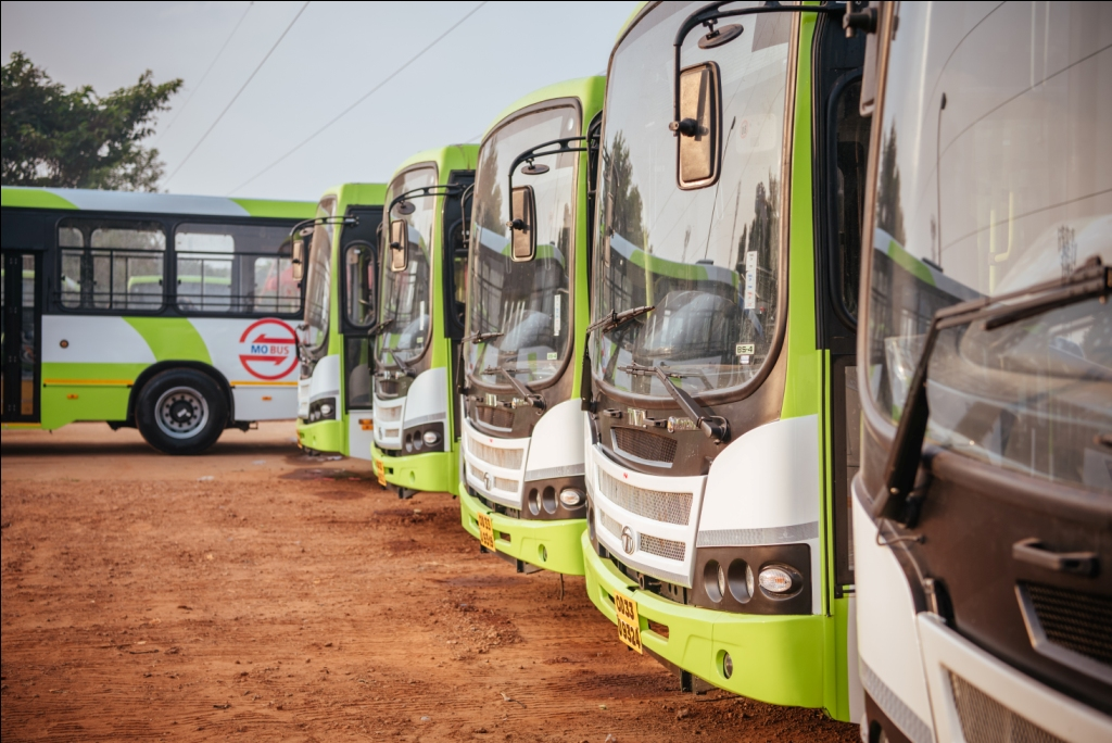 Two new 'Mo Bus' routes between Bhubaneswar and Cuttack from