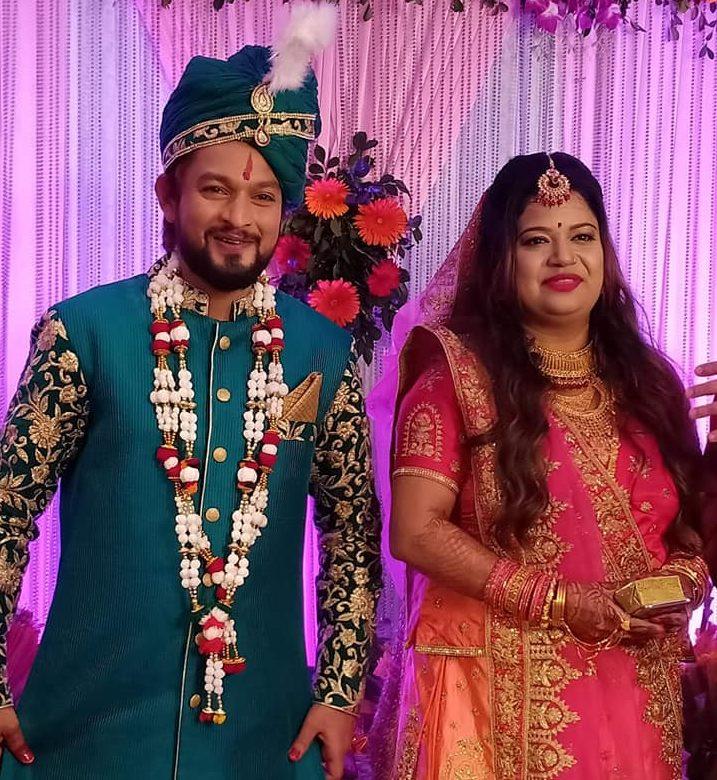 Ollywood singer Tapu Mishra married | OdishaSunTimes com