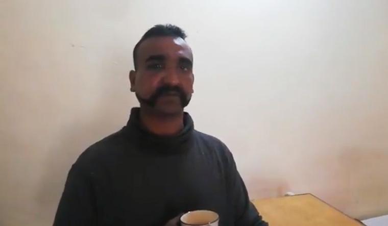 IAF pilot Abhinandan was 'safe and sound', witnesses say
