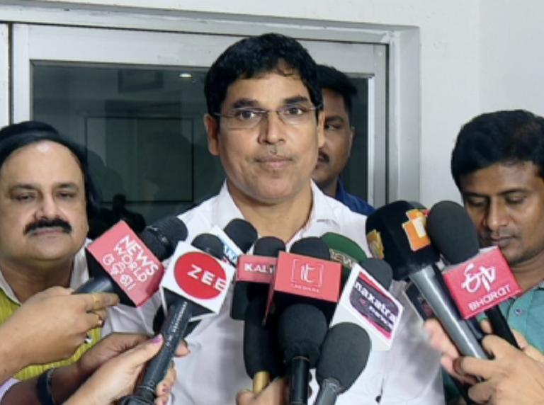 Arun Sahoo_Minister